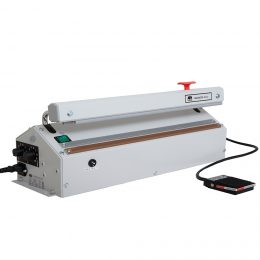 Magneta sealing machine