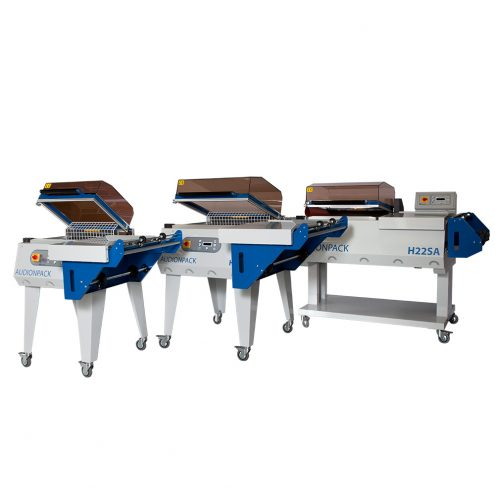 Hood shrink sealer range
