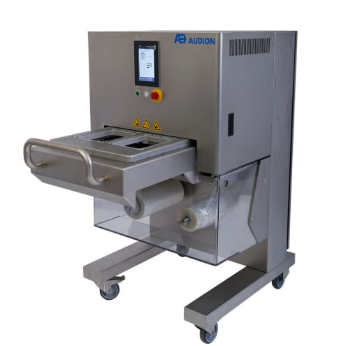 Audion tray sealer